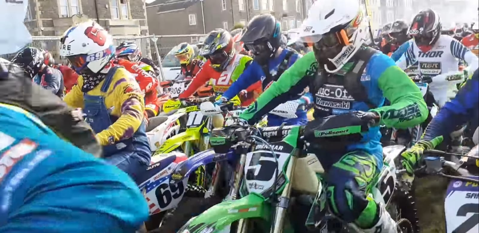 2019 Weston Beach Race