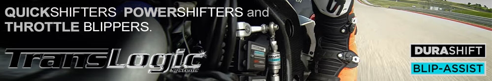 Translogic Systems - Quickshifters, Powershifters and Throttle Blippers.