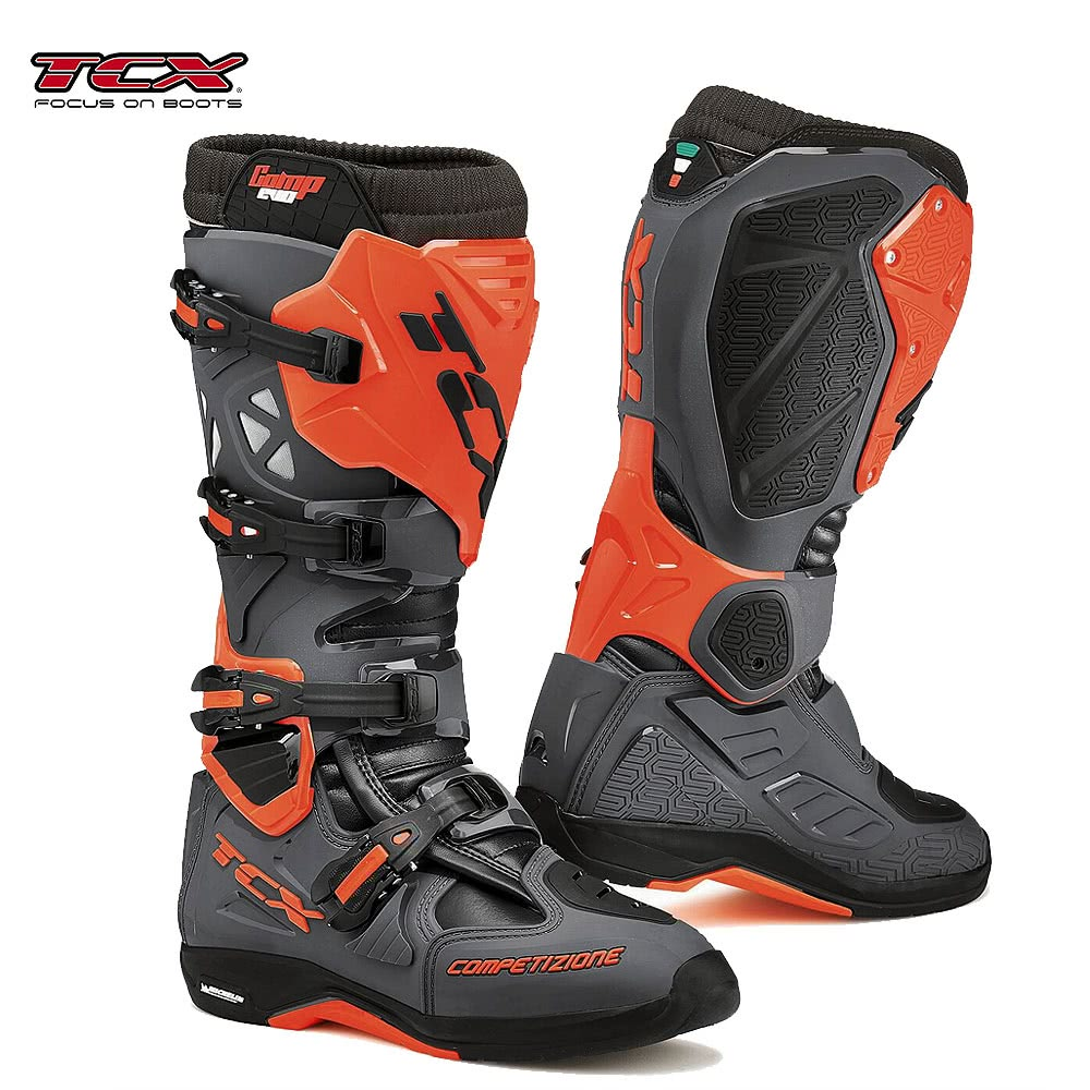 Featured Motorcycle Boots