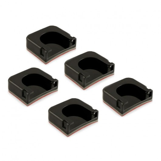 Drift Camera Curved Adhesive Mounts (5 Pack)