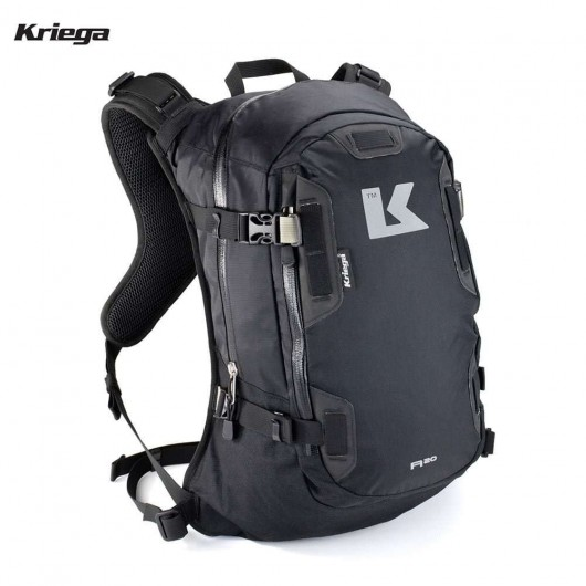 Kriega R20 Motorcycle Backpack Rucksack 1