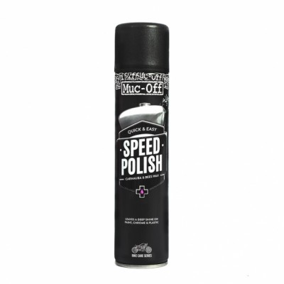 Muc-Off Dry Speed Polish 400ml