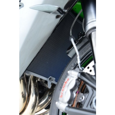 R&G Titanium Radiator Guard for Suzuki GSX-R1000 2009-2016 K9-L6
