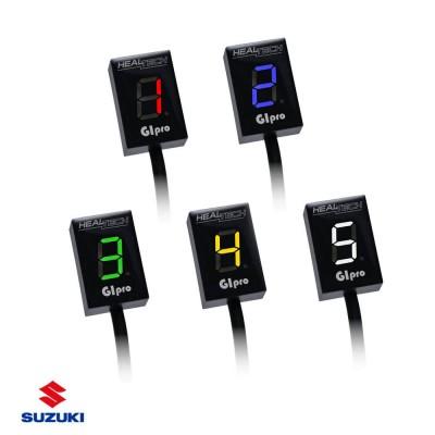 HealTech Suzuki Gear Indicator GSF1200 Bandit (01-06) GPXT + GPX-S01