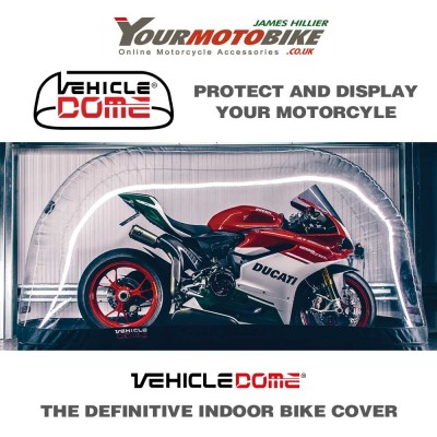 Vehicle Dome protective Indoor Motorcycle Cover XS (2.0 x 1.3 x 1.4)