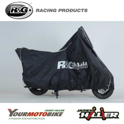 "R&G Waterproof Motorcycle Outdoor Cover - R&G Bike Cover Size - Urban"" (scooter)"