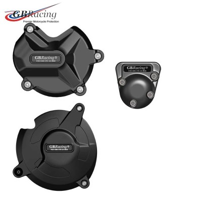 BMW S1000RR 17-18, S1000R 17-19 & S1000XR 2015-19 ENGINE COVER SET