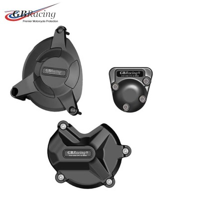 BMW S1000RR & S1000R Engine Cover Set 2009 - 2016
