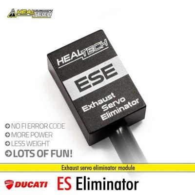 Ducati Exhaust Servo Eliminator - Healtech