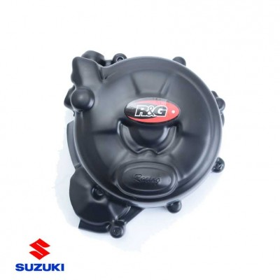 R&G Left Hand Crank Case Engine Cover for Suzuki GSX-R600/750 '08-'15 (K8-L1)