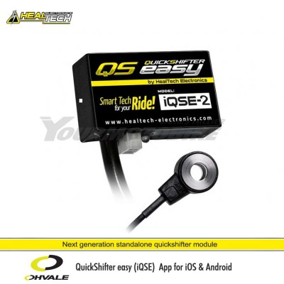 HealTech Quick Shifter Ohvale GP-0 190 (2019-On) iQSE-2 + QSH-OV1