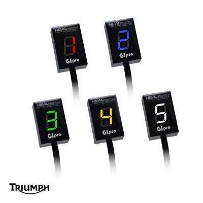 Triumph Gear Indicator Tiger 800 [non-ABS] (10-14) HealTech