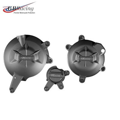 KAWASAKI ER6 ENGINE COVER SET 2006 - 2016