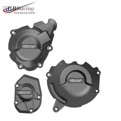 KAWASAKI Z1000/SX ENGINE COVER SET 11-20