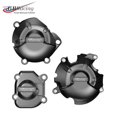 KAWASAKI Z800 & Z800E SECONDARY ENGINE COVER SET 2013-16