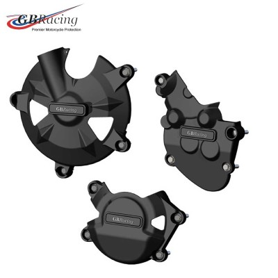 KAWASAKI ZX-10R ENGINE COVER SET 08-10