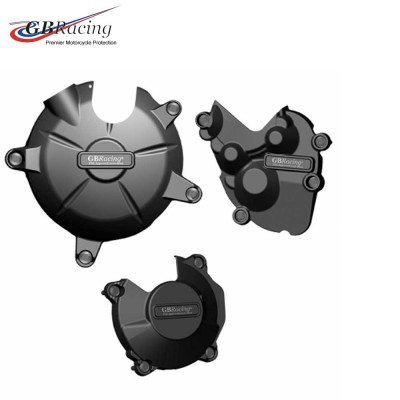 KAWASAKI ZX-6R ENGINE COVER SET 09-12
