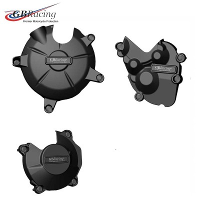 KAWASAKI ZX-6R ENGINE COVER SET 13-20