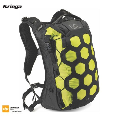Kriega TRAIL 18 ADVENTURE BACKPACK - Lime