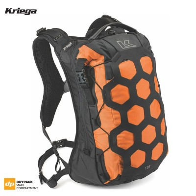 Kriega TRAIL 18 ADVENTURE BACKPACK - Orange