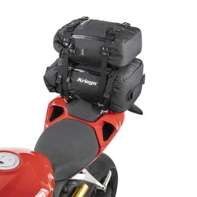 Kriega US-COMBO 30 Waterproof motorcycle Luggage