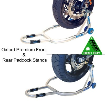 Pair of Oxford Premium Front & Rear Paddock Stands