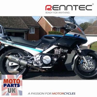 Yamaha FJ1200 Engine Bars (91 Onwards) - Black