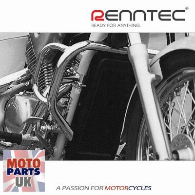 Honda VT600 C Shadow Engine Bars (1992-2000) - Chrome