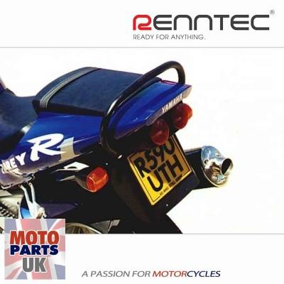 Yamaha YZF R1 2000-2001 Grab Rail - Black