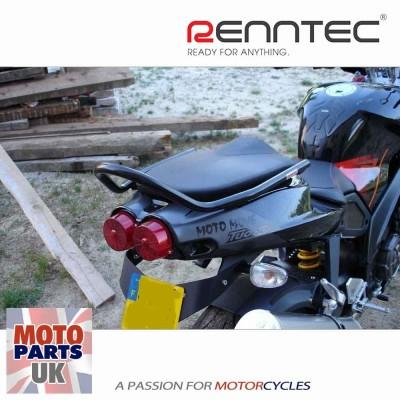 Aprilia RSV1000 RSVR Mille (2003) / RSV1000 Tuono (2003-2005) Grab Rail - Black