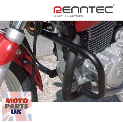 RennTec Honda CBF250 2004-2012 Engine Bars Black