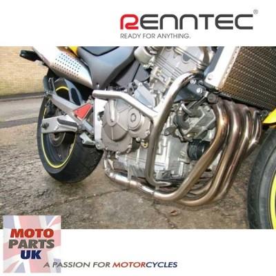 RennTec Honda CB600 Hornet (Up to F6 2006 Model) CBF600 Engine Bars Chrome