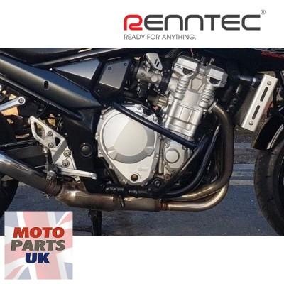 RennTec Suzuki GSF1250 2007- 2010 Bandit Engine Bars Black