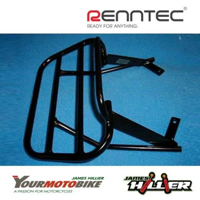 Honda CB500/S (1993-2003) Luggage Carrier/Top Box Rack - Black