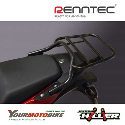 Honda CBF1000F (2010-) Luggage Carrier/Top Box Rack - Black