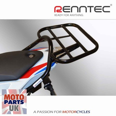 BMW S1000RR (12-18) / S1000R (14> / HP4 Luggage Carrier - Black