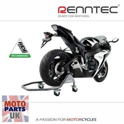 Motorcycle Paddock Stand Bobbin Hooks- Renntec Moovamoto