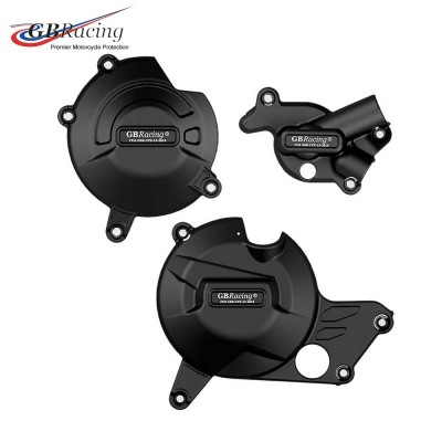 SUZUKI SV650 SECONDARY ENGINE COVER SET 15-20
