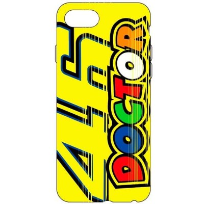 VR46 i-Phone 7 Cover Yellow