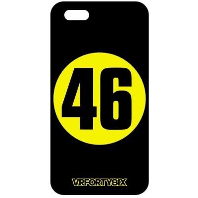 VR46 i-Phone 5/5S Cover Black