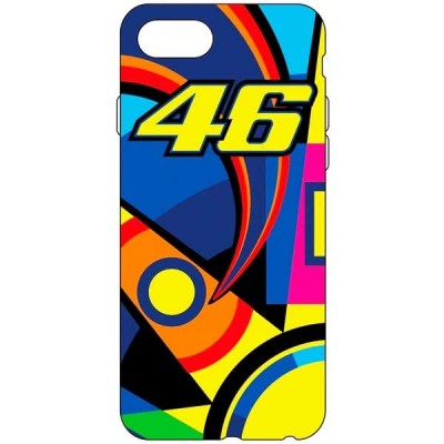 VR46 i-Phone 7 Cover Multicoloured