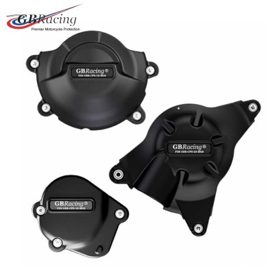 YAMAHA YZF-R6 STOCK ENGINE COVER SET 2006-19