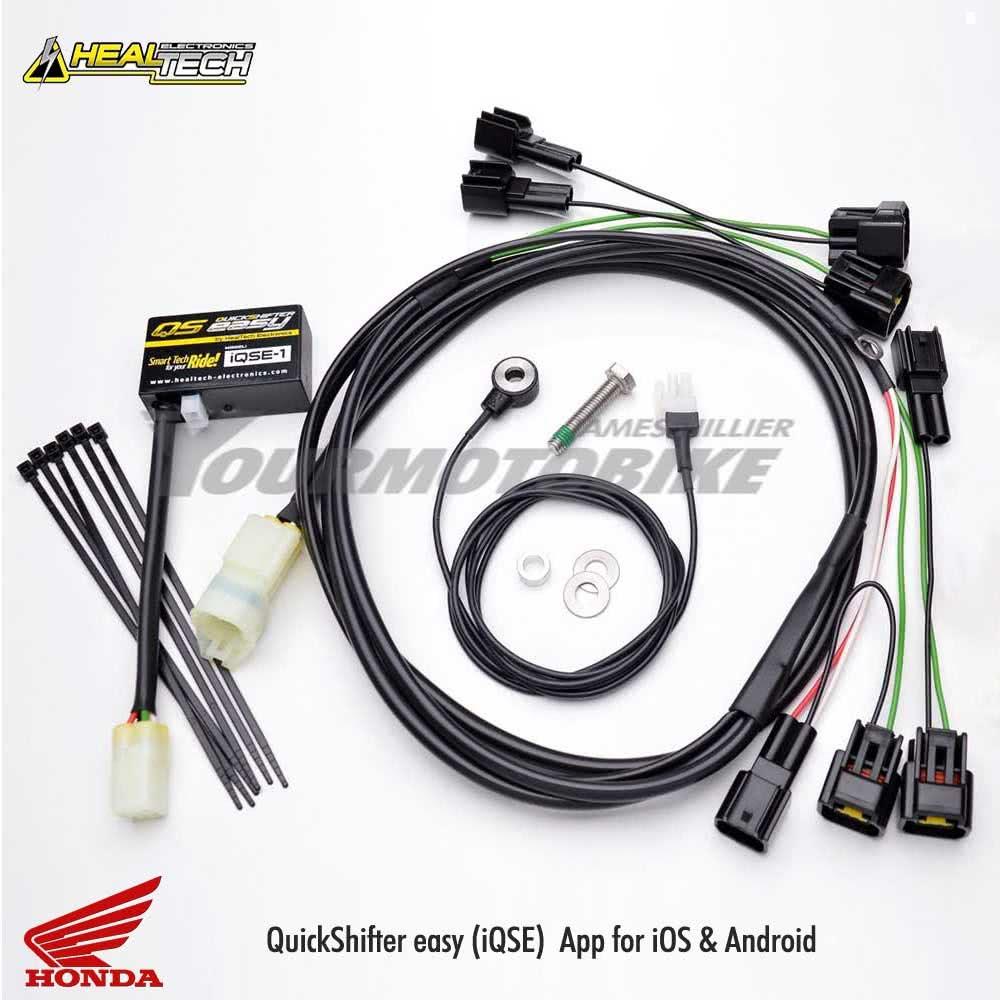 Healtech Honda Quick Shifter Cbr1000f All Years Iqse 1 Qsh P2t Wiring