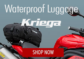 Kriega Waterproof Motorcycle Luggage