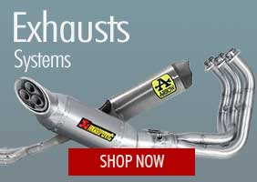 Motorcycle Exhausts Systems