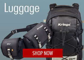 Shop Motorcycle Luggage & Bags