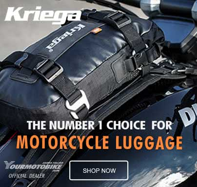 Kriega Backpacks & Motorcycle Luggage