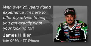 James Hillier - Owner & IOM TT Winner