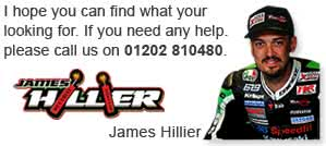 Owned and run by IOM TT winner. James Hillier